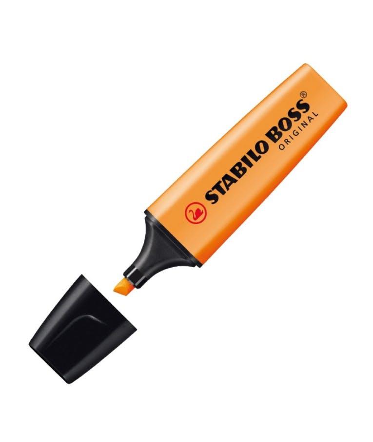 Μαρκαδόρος υπογραμμίσεως Boss 70/54 Orange Πορτοκαλί