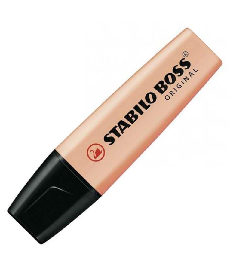 Μαρκαδόρος υπογραμμίσεως Boss 70/125 Pastel Orange Παστελ Πορτοκαλι