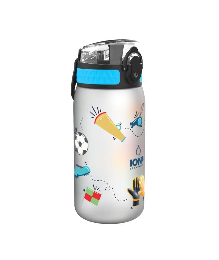 Ion8 Leak Proof Kids Water Bottle Pod FOOTBALL Παιδικό Παγούρι 400ML ΠΟΔΟΣΦΑΙΡΟ I8350FPIFOOT