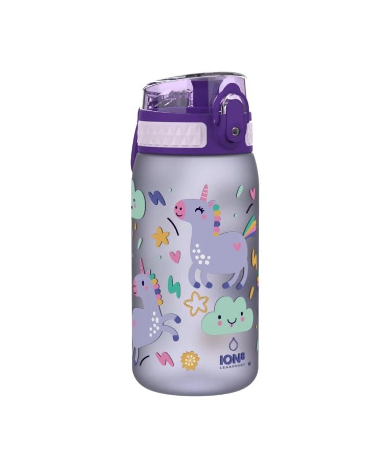 Ion8 Leak Proof Kids Water Bottle Pod UNICORN Παιδικό Παγούρι Μονόκερος 400ml I8350FPPUNIC