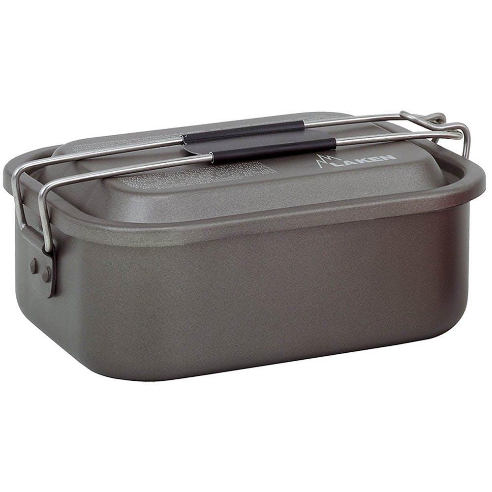 Κατσαρόλα-Καραβάνα Laken Aluminum Lunch Box 1.2 Liter  9-15-040