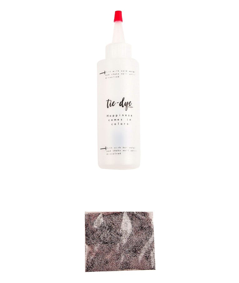 Tie - Dye Kit Χρωματισμού KAWAII PINK 4,6g bag color + bottle 120 ml 300-30049