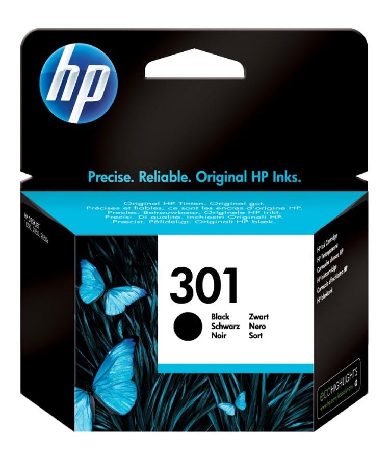 Μελάνι Inkjet No.301 Black (CH561EE) (HPCH561EE)