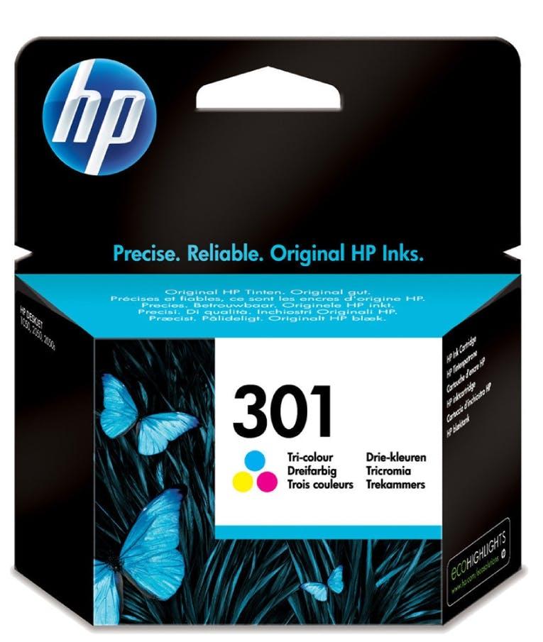 Μελάνι Inkjet No.301 Colour (CH562EE) (HPCH562EE)