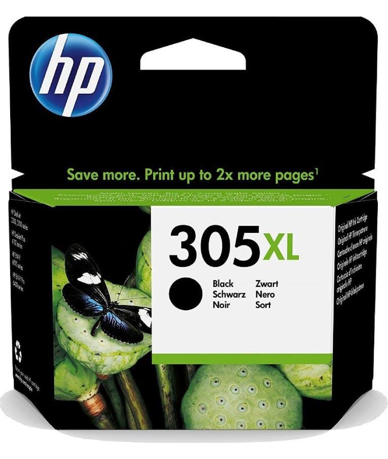 Μελάνι Inkjet No.305XL Black (3YM62AE) (HP3YM62AE)