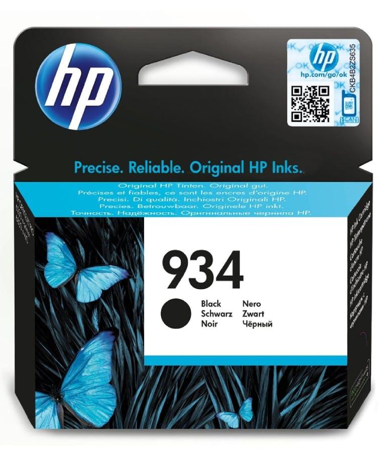 ΜΕΛΑΝΙ  934 BLACK      (C2P19AE BGX) HP