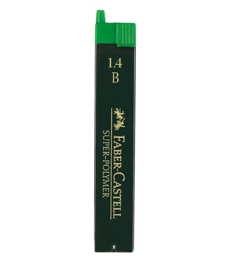 Μύτες Μηχανικών Μολυβιών Faber Castell 1.4mm. B 121411